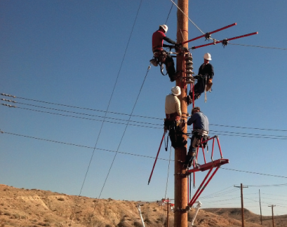 Lineman-Training