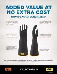 Added Value - Lineman Grade Gloves